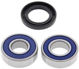 Yamaha PW50 Pee Wee 50 1999 2000 2001 Front Wheel Bearings Seals Kit 25-1159