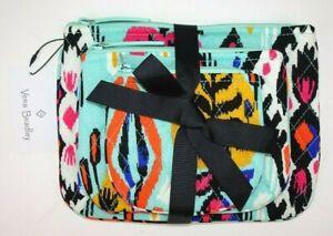 NWT Vera Bradley COSMETIC TRIO 3 makeup bags travel case PUEBLO