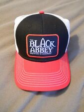 The Black Abbey Brewing Company Beer Snapback Baseball Hat Nashville Tennessee