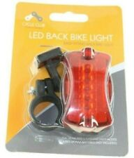 LED Back Bike Light Bicycle Red Rear Cycle Club Accessories Multi Function