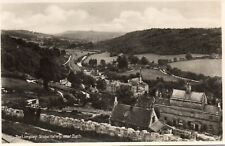 The Limpley Stoke Valley - Near Bath - Wiltshire Unused Vintage Postcard (40260)