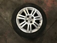 Vauxhall Corsa D Design Alloy Wheel With Tyre 185 55 15 Approx 5mm Tread 07 - 10