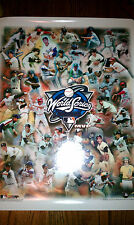 "World Series MVP 24"" x 30"" Rare Promo Poster Steiner Sports MLB Brand New"