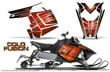 POLARIS RUSH PRO RMK 600/800 SLED SNOWMOBILE GRAPHICS KIT CREATORX WRAP CFO