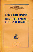 Livre l'occultisme en face de la science et de la Philosophie book