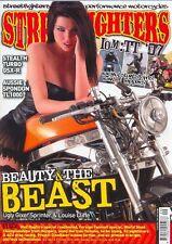 STREETFIGHTERS Magazine No.163 September 2007(NEW COPY)