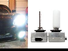 2x D1S HID Bulbs Upgrade for Camaro / Corvette (6000K Pure White Xenon)