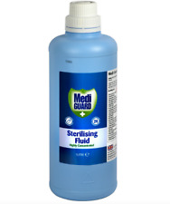 MediGuard Sterilising Fluid Highly Concentrated 1l X2