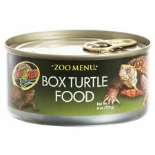 New listing Zoo Med Box Turtle Food - Canned 6 oz Zm-20