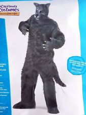 BIG BAD WOLF California Costumes - Adult One Size Mens - Fur Suit/Mask Mascot