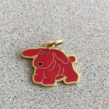 BEANIE BABIE CHARM ROVER THE RED DOG