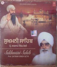 PUNJABI CD - SUKHMANI SAHIB BY SATNAM SINGH SETHI.