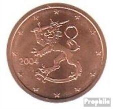 Finland FIN 2 2004 Stgl./ongecirculeerd 2004 Kursmünze 2 Cent