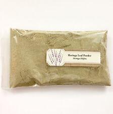 1 oz. Moringa Oleifera Leaf Powder (Moringa Oleifera)  28 g / .063 lb