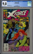 X-FORCE #31 - CGC 9.0 - BLACK TOM CASSIDY - SIRYN - 1627033019