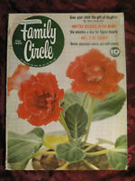 FAMILY CIRCLE Magazine February 1960 Lucinda Baker Food Fashion Home Beauty
