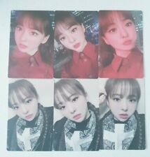 """MONTHLY GIRL LOONA ViVi 6 Photocard SET - Official MD Showcase of LOONA """"#"""""""