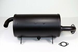 Kawasaki Mule 600 / 610 (2004-2011) Muffler & Gasket Replaces OEM 18091-0235