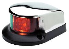 LED Bi-Color Combination Deck Mount Bow Navigation Light for Boats - 1 Mile
