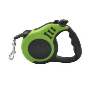 Dog Leash 3M/5M Leash For Dog Automatic Retractable Nylon Cat Lead Extension P