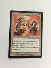 MTG: Magic The Gathering Manacles of Decay Free Combine Shipping!