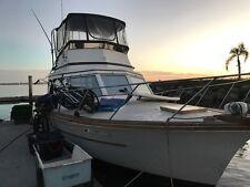 1979 Egg Harbor Sportsfischer Cruiser, San Diego CA |  No Fees & No Reserve