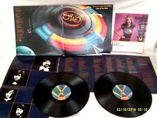 ELECTRIC LIGHT ORCHESTRA,OUT OF THE BLUE,1977,POSTER,USA PRESSING, VG+ CONDITION