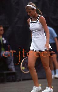 1975 Chris Evert - 35mm Tennis Slide