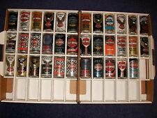 35 Harley Davison beer cans   35 bottom opened no dupes   SWEET #70