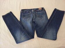 Womens American Eagle Outfitters Skinny Jeans 0 Shorts Denim Pants