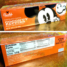 Mickey Mouse Coconut Patties 12pc (16 oz) chocolate Disney Parks Disneyland 1/21