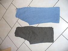Jeans Gr. 38/40 (3/4 Jeans - 2 Stück)
