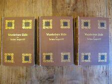 ANTIK 3 Bände Wunderbare Reife von Selma Lagerlöf 1909 K0020
