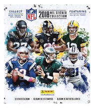 2018 2017 2016-2010 Panini NFL Football STICKERS - PICK 8!