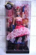 Bambola Barbie 50° serie Dolls of the World France 2008 NRFB nuova in scatola