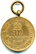 Preussen, Wilhelm I., Medaille 1870-1871 Sieg über Napoleon III.