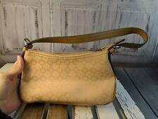 Nine West purse handbag bag satchel bag handbag tote shoulder mini yellow