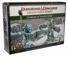 D&D-Dungeons & Dragons-Miniatures-Creatures of Icewind Dale-Tabletop-RPG-rare