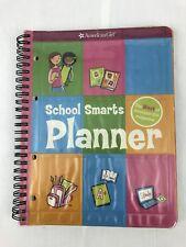 School Smarts Planner Best of American Girl Magazine 2007 Spiral Undated Sticker