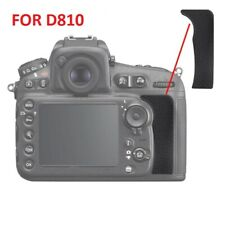 Rear Back Cover Thumb Rubber Grip Replacement Part Nikon D810 Camera