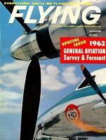 Flying Magazine November 1961 Aviation Survey Forecast EX No ML 120716jhe