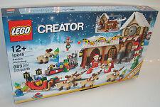 LEGO® CREATOR EXPERT 10245 Weihnachtliche Werkstatt Neu  Santa's Workshop NEW