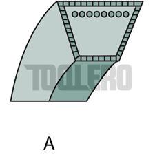 Correas trapezoidales para MTD, Gutbrod, Yard Man, Cup Cadet cw215, hb 58 RLCS, mf21se, pro705