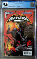 Batman and Robin #3 CGC 9.6 New 52 DC Comics 2012