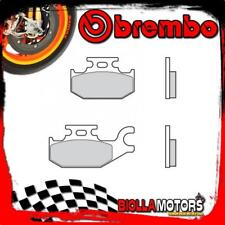 07GR49SD PLAQUETTES DE FREIN AVANT BREMBO BOMBARDIER-CAN AM DS left/rear 2006- 2
