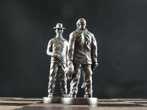 Set of two horror  figures (Jason Voorhees,Freddy Krueger)