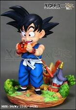 DBZ-Dragon Ball Z-MRC&XCEED LED Four planet small Goku Resin Statue Figure-NEW