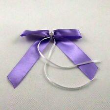 10 Antennenschleifen Autoschleifen  Hochzeit Farbwahl Neu (0,49€ Stk)