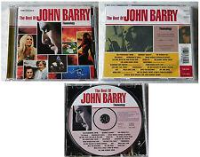 John Barry - Themeology/23 Best .. 1997 Columbia-CD TOP