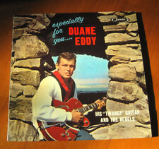 "FREE 2for1 OFFER-Duane Eddy His ""Twangy"" Guitar And The Rebels*–Especially For Y"